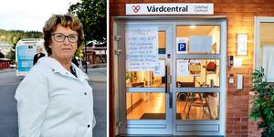 Mona Hammarstedt, gruppledare för Kristdemokraterna i Regionen Västernorrland. Bild: Arkiv/Jonny Dahlgren
