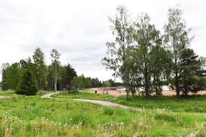 En fest på Tingsnäs kunde du höra två kilometer från platsen under inledningen av studentveckan.