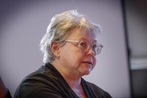 Erika Engberg (S). /Arkivbild