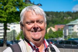 Bengt Andersson, 65 år.