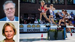 Riksidrottsförbundets ordförandet Björn Eriksson och Marie-Louise Forsberg-Fransson, ordförande, Örebro Läns Idrottsförbund, skriver om behovet av att det byggs olika arenor för idrottsaktiviteter i Sverige.