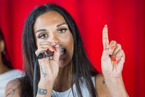 Jasse är en av fem som kan vinna Talangen live 2020.