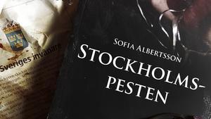 Stockholmspesten var från början en novell som aldrig riktigt ville bli klar. Men det apokalyptiska temat låg och grodde inom Sofia Albertsson och när hon fick förfrågan om att skriva en roman lyckades hon förädla den tanken på bara ett och ett halvt år. Foto: Copyright Swedish zombie