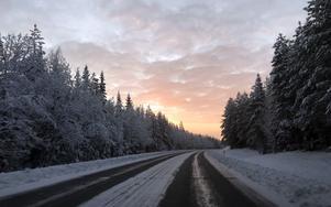 Kör säkert på vägarna i påsk. Foto: Kristina Fossström