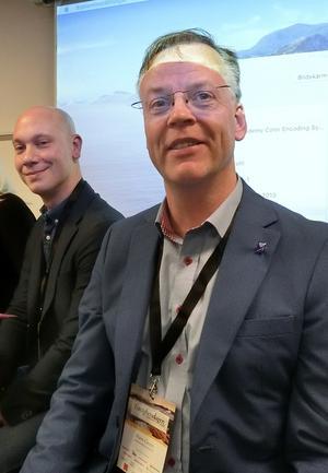 Hans Green, fastighetschef på Östersunds kommun.