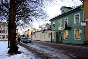 I Säter har det länge varit förbjudet med fyrverkerier i stadskärnan.
