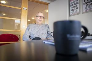 Urban Wigren (S), ordförande i Faxeholmens styrelse.