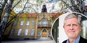 Thomas Winqvist är förbundschef på Hälsinglands utbildningsförbund,