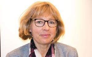 Lena Lovén Rolén (S), kommunalråd Skinnskatteberg.