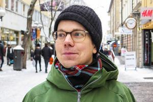 Magnus Olsson, 34 år, Östersund: – Ja, om jag har möjlighet. Och om det är någon artist jag gillar. I år hejar jag på Jon Henrik och Pontare.