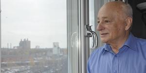 Roland Sundgren blev  89 år. Foto: VLT:s arkiv