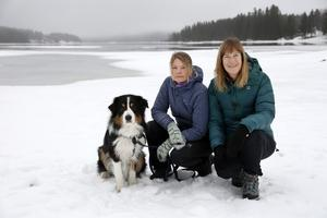 Erika Eneqiust och Lena Hedman bor båda i Undersåkersområdet och är flitiga besökare i hemmafjällen.