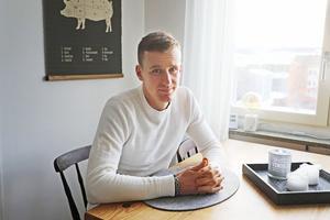 """""""Det var inte jättelångt ifrån att jag skulle lägga av helt"""" berättar Ruus i en intervju med Sporten."""