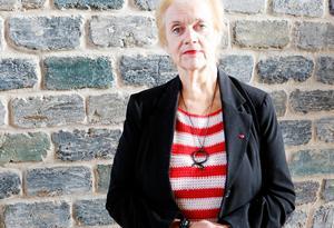 Monica Jacobsson (S), kommunfullmäktiges ordförande i Sandviken, anser inte att hot- och hat är något en politiker ska behöva utstå. – Vi är vanligt folk och vanliga människor ska inte behöva ta emot sådant här.