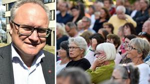 På söndag börjar Almedalsveckan – i år närvarar representanter från Örnsköldsviks kommun. Bilder: Klas Leffler och Janerik Henriksson/TT