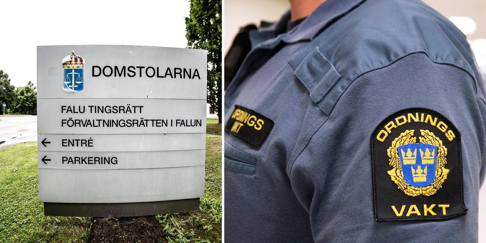 En duo från Hedemora kommun har åtalats vid Falu tingsrätt misstänkt för bland annat misshandel och våldsamt motstånd. Brotten ska ha begåtts i hemkommunen och vid ett krogbesök i centrala Borlänge. Den ene mannen misstänks även för att ha bitit en ordningsvakt i handen. Obs: Bilden till höger är tagen i ett annat sammanhang. Foto: Arkivbild och TT