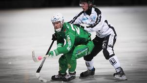 Kalle Spjuth, tillbaka i Hammarby, och nöjd med 5–3-segern på Zinkensdamm.