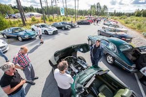 Festivalen besöker bland annat Tegera arena och det nya torget i Leksand. Foto: James Holm