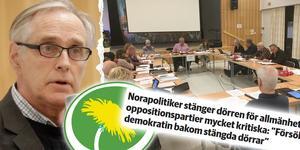 Jan Larsson, MP.