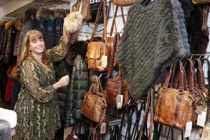 Malungsbutiken har funnits i Norrtälje centrum sedan 1974 och för tio år sedan tog Cecilia Vaihela över verksamheten. Nu är Malungsbutiken nominerad till