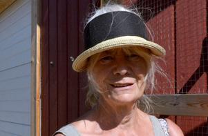 Frida Hassberg i Torpshammar tror att de många SD-rösterna för fyra år sedan berodde på rädsla.