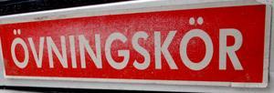 Signaturen efterlyser mer samarbete i trafiken. Foto: Tomas Oneborg