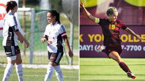 Sofia From och Maria Rodriguez kan räkna in en ny lagkamrat – McKenzie Grossman från Sun Devils, Arizona State University.