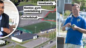 """Storsatsning på multiarena i Umeå – drömmer om kopia i Örnsköldsvik: """"Vore fantastiskt"""""""