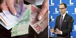 Liberalernas ekonomisk-politiske talesperson Mats Persson skriver tillsammans med partikollegan Pär Johnsson att behovet av stödpengar bland företagarna är stort.