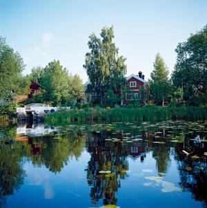 Karin Larsson satte sin prägel på hemmet i Sundborn som stack ut från det rådande stilidealet kring förra sekelskiftet.