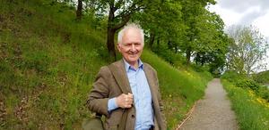Bengt af Klintberg berättar om sägner och folksagor.