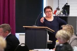 Miriam Malm är ledamot i kommunfullmäktige samt vice ordförande för Vänsterpartiet i Storstockholm.