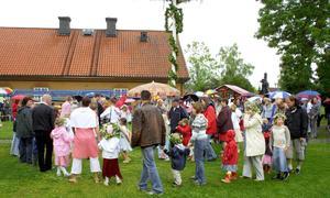 Skantzen i Hallstahammar 2004. Foto: Mikael Johansson/VLT:s arkiv