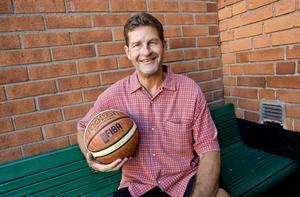 Bill Magarity blir nästa spelare att få sin tröja upphängd i Täljehallens tak. Arkivfoto: LT