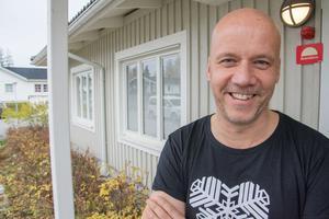 Börje Nilsson, Sveriges bästa handledare på LSS boende, jobbar på ett boende i Brittsbo.