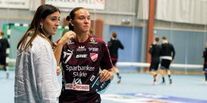 VI-fostrade Hannah Flodman stod för sju mål när hennes Lugi slog VästeråsIrsta i seriepremiären.