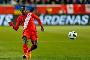 Luis Advincula – en spelare med speed. Bild: TT.