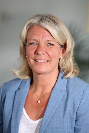 Märit Bergendahl, Svensk Innebandy. Pressbild Svenska innebandyförbundet.
