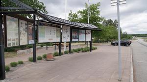 Informationstavlor ska finnas på alla rastplatser. Särskilt med information från Trafikverket. Här visar Arboga kommun och Kungsörs kommun platser att uppleva i kommunerna.