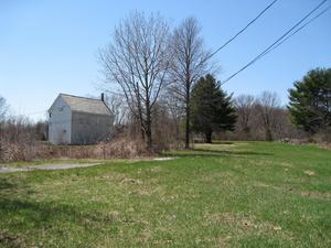 På den här platsen i West Roxbury låg Brook Farm beläget under mitten av 1800-talet. Foto: Biruitorul