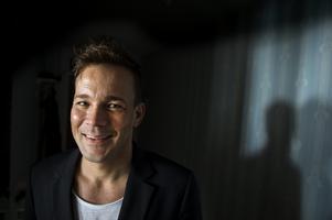 Strömsundsbördige Johannes Bah Kuhnke spelar Peter Jöbacks bror i filmen. Foto: Foto: Pontus Lundahl / TT