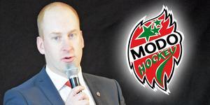 Modo står alltjämt utan en sportchef sedan Michael Sundlöv lämnat klubben och skrivit på för Brynäs. Den senaste tiden har rekryteringen legat på is – men nu är det dags för Modo att ta tag i arbetet igen. Bild: Viktor Holmström/arkiv