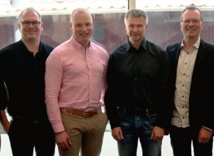 Taberg Media Group har köpt samtliga aktier i Huskvarnaföretaget Ark-Tryckaren.