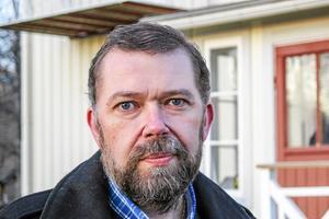 Jörgen Blom replikerar Christer Siwertsson.