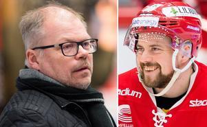 Kent Norberg och Jesper Dahlroth. Foto: Bildbyrån.