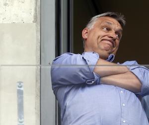 Ungerns premiärminister Viktor Orbán är inte särskilt intresserad av vare sig demokrati eller Europa.