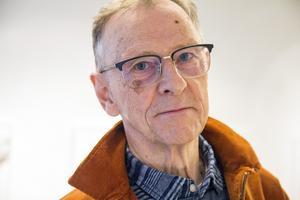 Fotografen/konstnären Jostein Skeidsvoll.