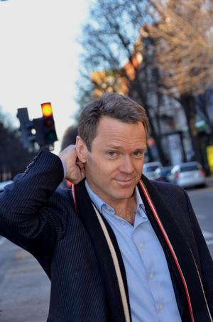 Niklas Ekdal, tidigare politisk redaktör på DN, spår ett galet valår i Sverige. Bild: Michael Brannäs