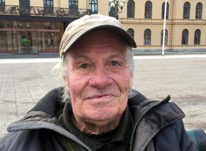 Christer Andersson, 70+ , pensionär, Södermalm