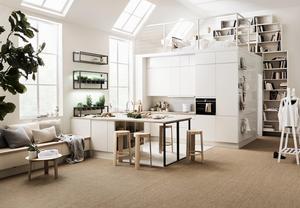 Vita kök är fortsatt väldigt köpta. Här ett från Marbodal.